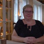 Charlotte fra Rønne på Bornholm