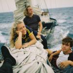 Clare har dels sejlet med Skoleskibet Danmark og har sammen med venner været på langfart